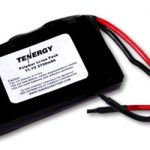AT: Tenergy 11.1V 3000mAh LIPO PCB Protected Rechargeable Battery Pack w/ Bare Leads