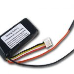 11.1 volt – 500mAh 10C Li-Poly Pack