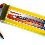 Tenergy 14.8V 3300mAh 25C LIPO Battery Pack