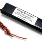 AT: Tenergy Li-Ion 18650 14.8V 2600mAh Flat Rechargeable Battery Pack w/ 6.5A PCB Protection