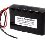 AT: Li-Ion 18650 14.8V 7800mAh Battery Pack with PCB (DGR-A)