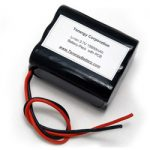 AT: Tenergy Li-Ion 3.7V 15600mAh Rechargeable Battery Module w/ PCB