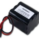 AT: Tenergy Li-Ion 11.1V 7800mAh PCB Protected Rechargeable Battery Pack w/ Bare Leads
