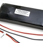 AT: Tenergy 9.6V 16Ah LiFePO4 Battery Pack with PCB (DGR-A)