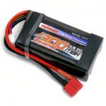 Tenergy 11.1V 1300mAh 25C LIPO Battery Pack w/ Dean Connector