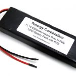 AT: Tenergy 11.1V 6000mAh Heavy Duty LIPO PCB Protected Battery Pack w/ Bare Leads