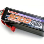 Tenergy 22.2V 5000mAh 25C LIPO Battery Pack w/ Dean Connector