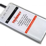 Li-Polymer 3.7V 3000mAh (6050100) Battery – UL Listed