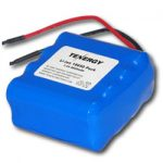 AT:Tenergy Li-Ion 18650 7.4V 8800mAh PCB Protected Rechargeable Battery Module w/ Bare Leads