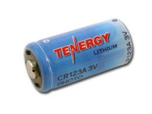 Lithium-CR123A-3V
