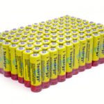 96 Tenergy AA NiCd Rechargeable Battery for Solar/Garden Lights