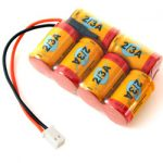 AT: Tenergy 7.2V 1600mAh Micro NiMH Battery Pack for 1/18 Scale Cars like Losi Mini-T
