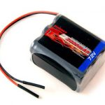 Tenergy 7.2V 2000mAh Square NiMH Rechargeable Battery Pack w/ Bare Leads