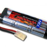 Tenergy 7.2V 3800mAh High Power Flat NiMH Battery Packs for RC Cars & Sumo Robots