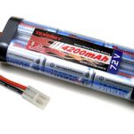 Tenergy Propel 7.2V 4200mAh Flat NiMH Battery Packs w/ Tamiya