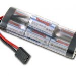 AT: Tenergy 8.4V 5000mAh High Power Hump NiMH Battery Packs w/ Traxxas Connector for RC Cars