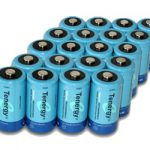 20pcs Tenergy C 5000mAh NiMH Rechargeable Batteries