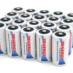 20pcs Tenergy Premium C 5000mAh NiMH Rechargeable Batteries