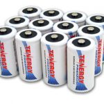 Combo: 12pcs Tenergy Premium D 10000mAh NiMH Rechargeable Batteries