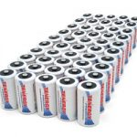 Combo: 50pcs Tenergy Premium D 10000mAh NiMH Rechargeable Batteries