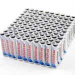 Combo: 100pcs Tenergy Premium AAA 1000mAh NiMH Rechargeable Batteries