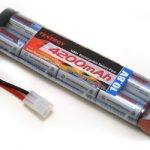 AT: Tenergy 10.8V 4200mAh Flat NiMH AirSoft Battery Pack