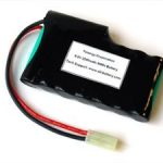 AT: Tenergy 9.6V 2000mAh Flat NiMH Airsoft Battery Pack