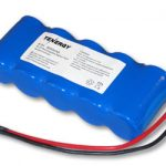 NiCd 6V 5000mAh Battery Pack for Emergence Light