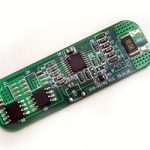 Protection Circuit Module (PCB) for 14.8V Li-Ion Battery Packs 5A Working (5.7A cut-off)