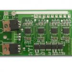Protection Circuit Module (PCB) for 29.6V Li-Ion/Li-Polymer Battery Packs 8A Working (12A cut-off)