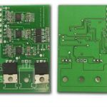 Protection Circuit Module (PCB) for 22.2V Li-Ion Battery Pack (6 cells 7A limit )