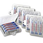 24pcs Tenergy Premium AAA 1000mAh NiMH Rechargeable Batteries + 6 AAA Size Holders