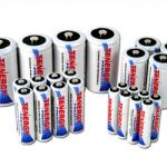 Combo: 24pcs Tenergy Premium NiMH Rechargeable Batteries (8AA/8AAA/4C/4D)