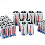 Combo: 44pcs Tenergy Premium NiMH Rechargeable Batteries (24AA/12AAA/4C/4D)