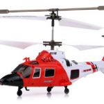 Syma S111G Airwolf 3-Channels Mini Indoor Helicopter