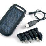 Tenergy T-5000 Hybrid Solar AA NiMH/NiCd USB Battery Charger