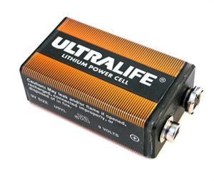 Ultralife-9V