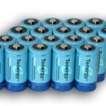 Combo: 20pcs Tenergy D 10000mAh NiMH Rechargeable Batteries