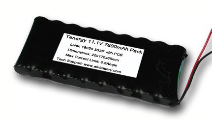 li-ion3s3p7200r