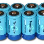Combo: 12pcs Tenergy C 5000mAh NiMH Rechargeable Batteries